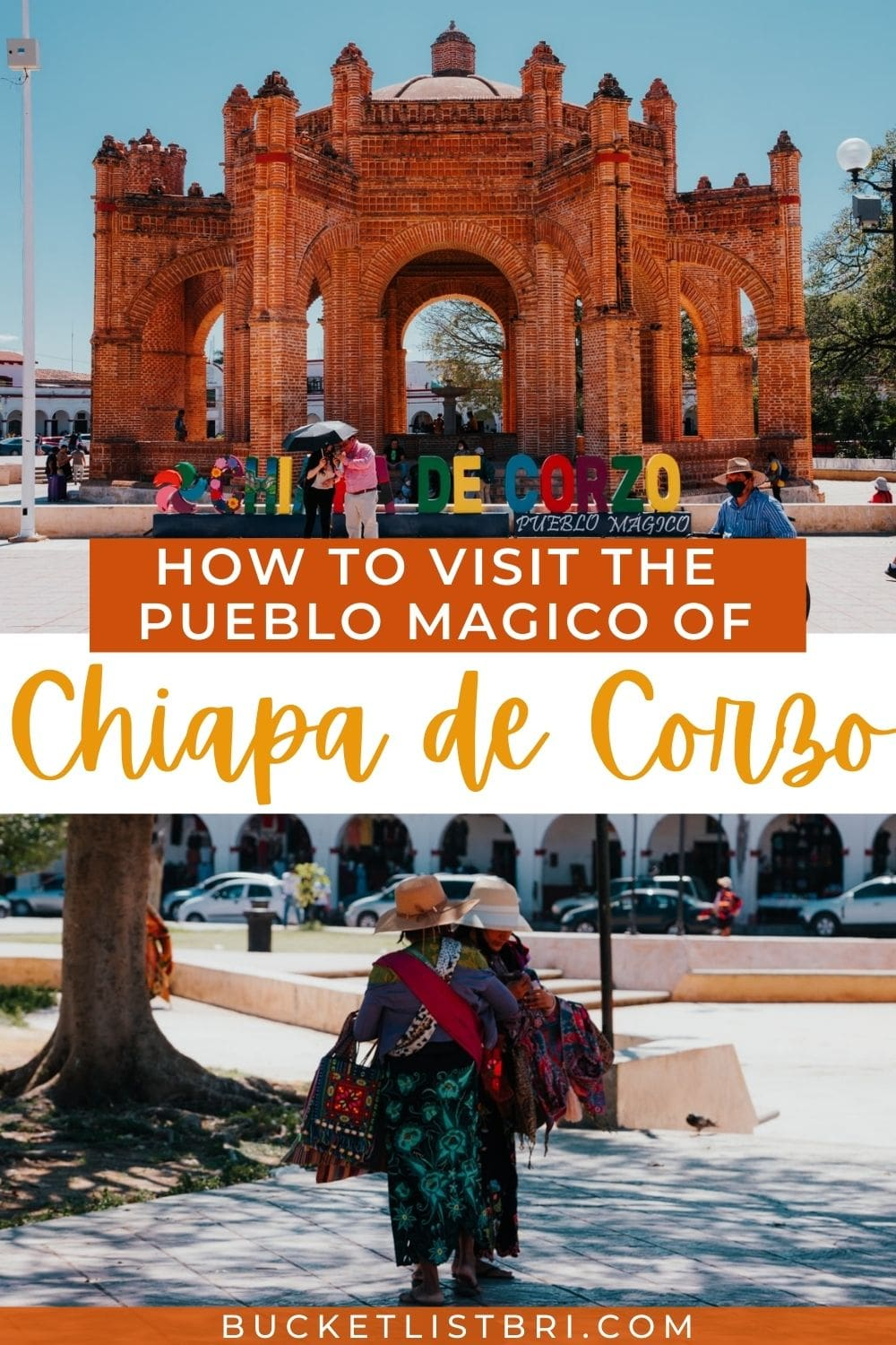 "images of chiapa de corzo mexico with text overlay ""how to visit chiapa de corzo"""