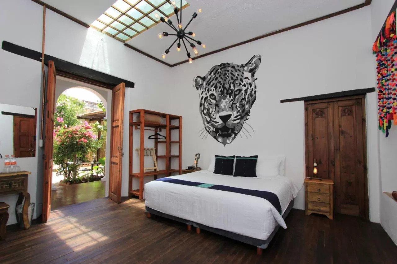 serena art hotel room