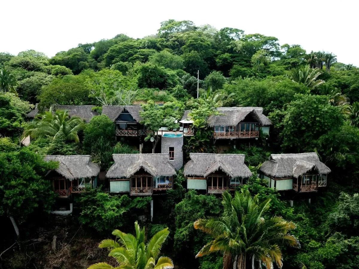 Siete Lunas hotel in Sayulita