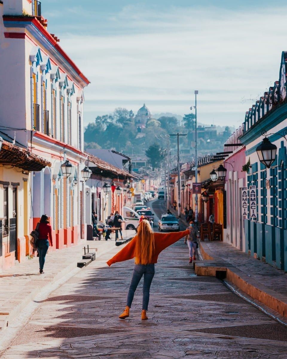bucketlist bri in san cristobal de las casas on Real de Guadalupe street