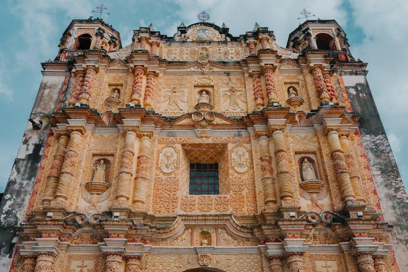 Ex-Covenant of Santo Domingo Dominican Church in San Cristobal de Las Casas