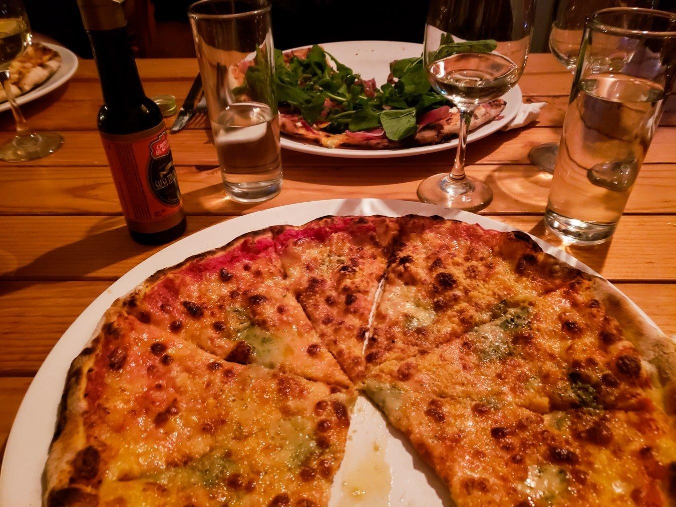 el punto pizzeria in san cristobal de las casas