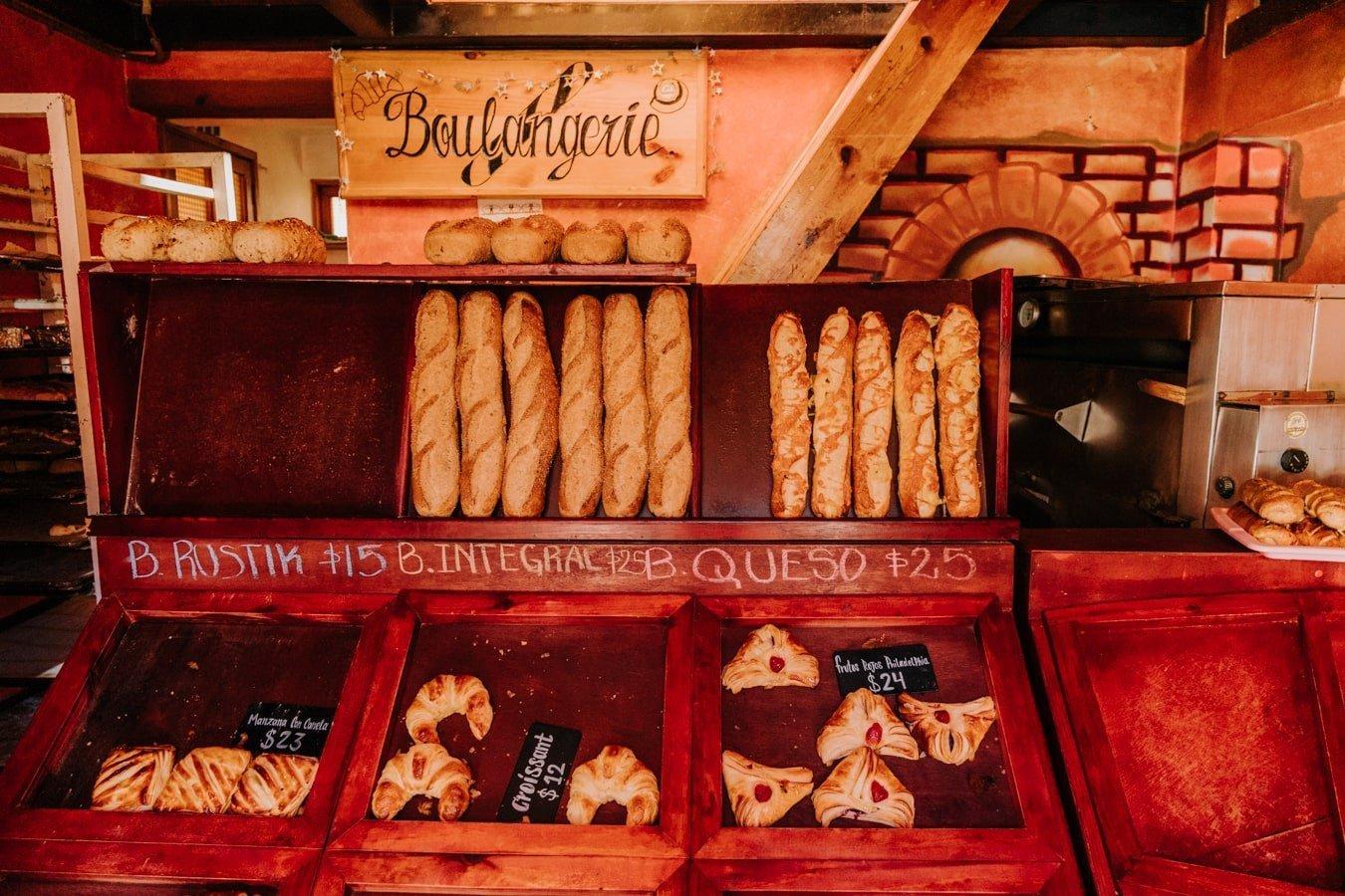 raices san cristobal - french bread Roots panaderia artisanal san cristobal de las casas